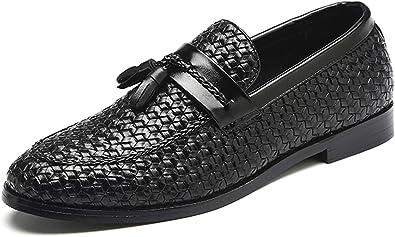 woven dress shoes