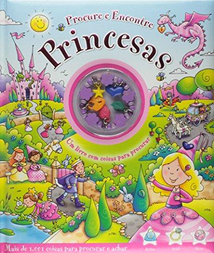 Princesas - Coleção Procure e Encontre