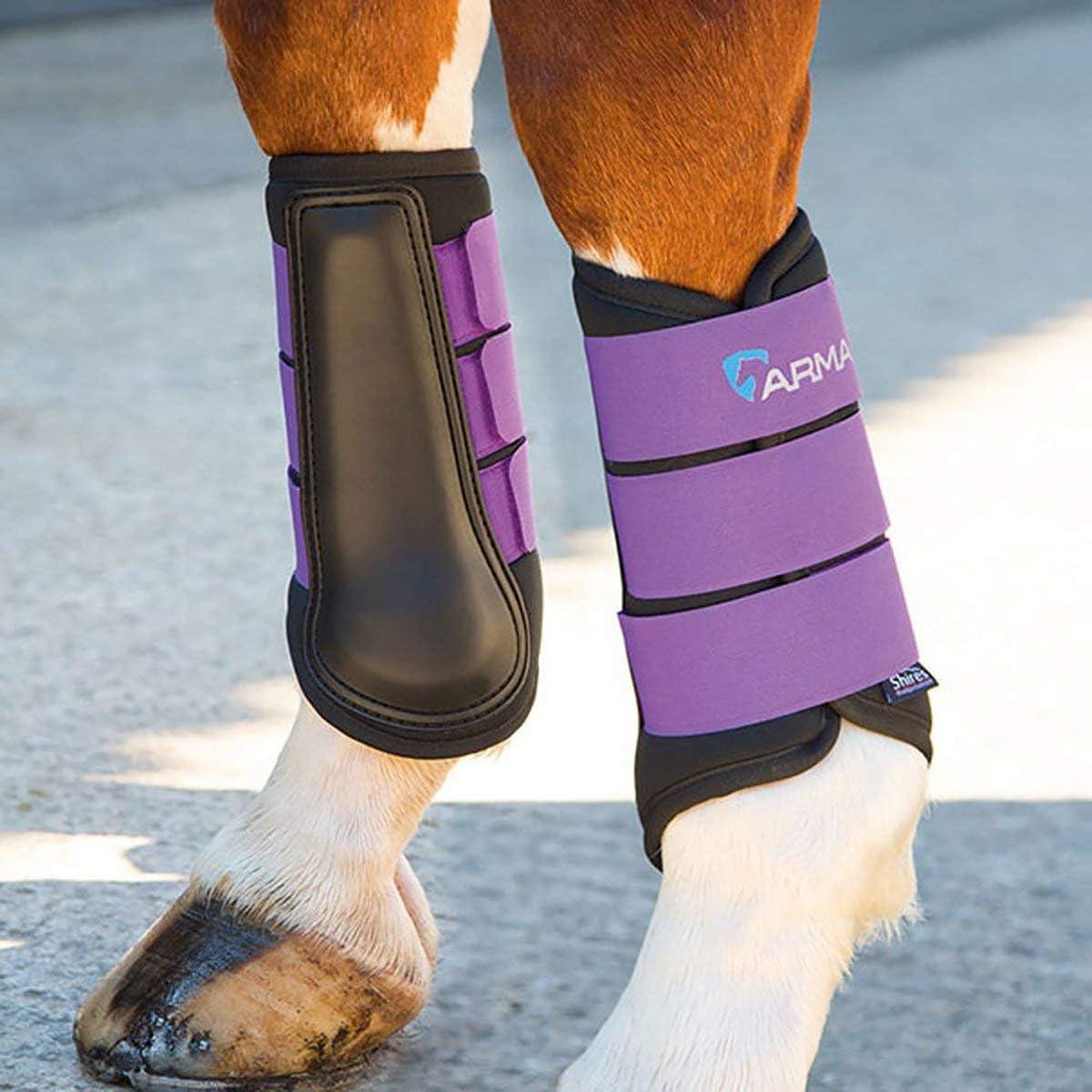 Plum Shires Arma Neoprene Brushing Boots