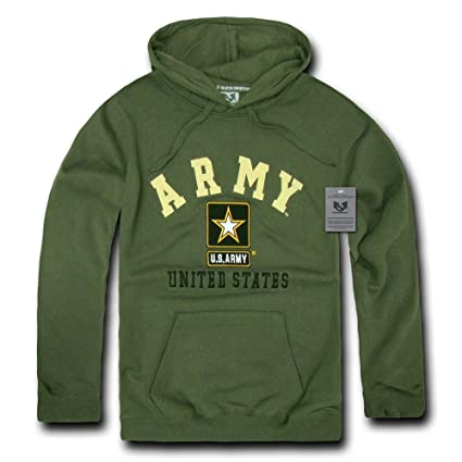 Amazon.com  Rapiddominance US Army Pullover Hoodie 4e954ae76