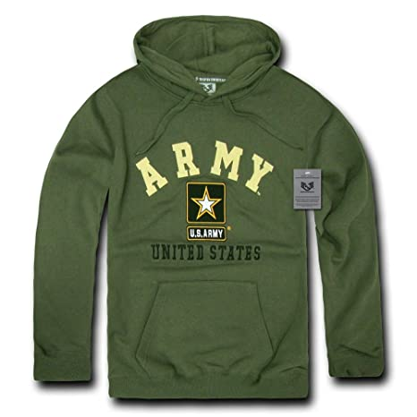 Amazon.com  Rapiddominance US Army Pullover Hoodie af990c89266