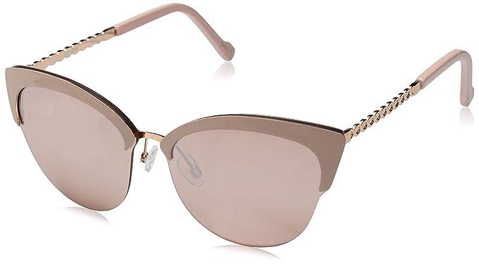Amazon.com: Steve Madden Sm894104 Cateye - Gafas de sol para ...