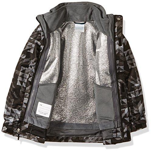 Columbia Pantaloni Donna Black Print Bugaboo Checker Da Sci OxrwpqOZF8