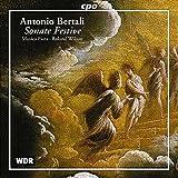 ベルタリ:祝典的ソナタ (Bertali: Sonate Festive) (Import)