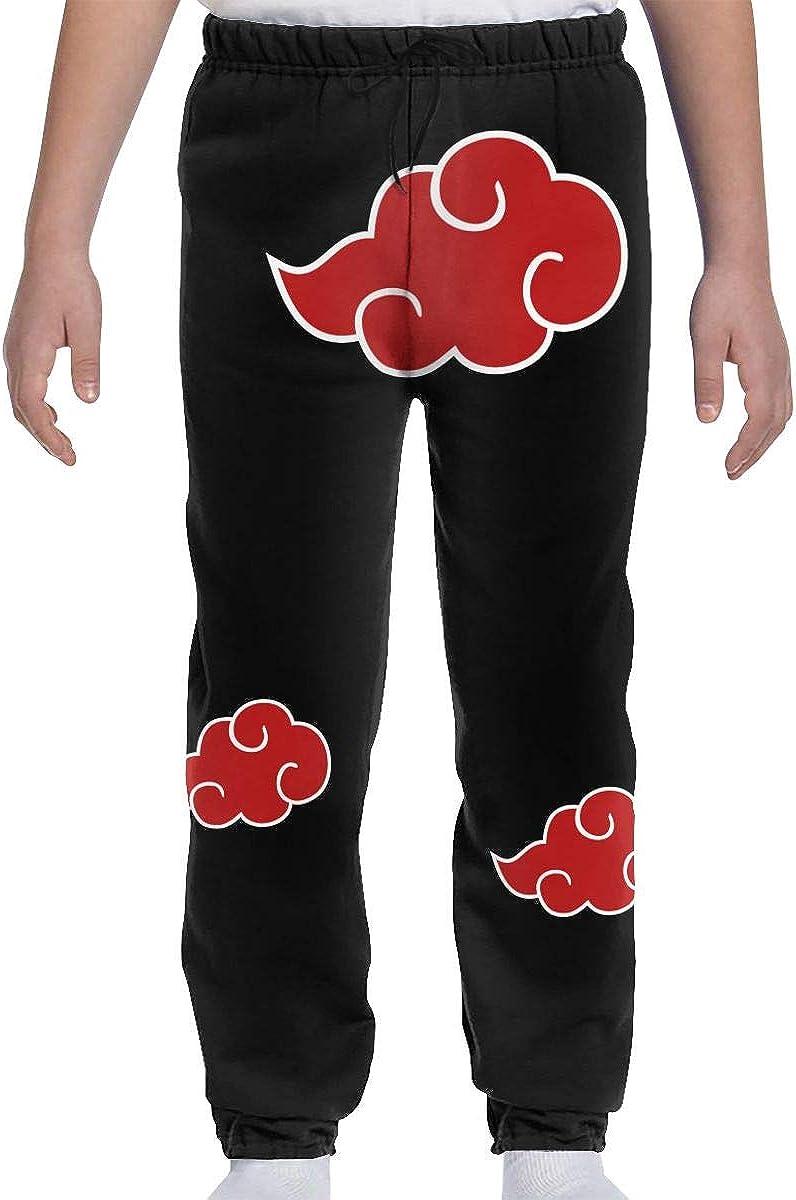 SDMFUNS Boys Girls Naruto Anime Jogger Sweatpants Teen Joggers Sport Pants