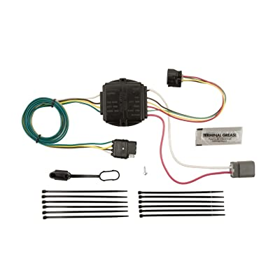 Hopkins 43965 Plug-In Simple Vehicle Wiring Kit: Automotive
