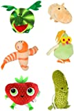 Cloudy with a Chance of Meatballs 2 Six Pieces Plush Set by KellyToy