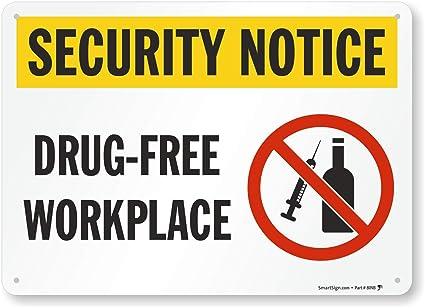 Amazon.com: Aviso de seguridad: lugar de trabajo última ...