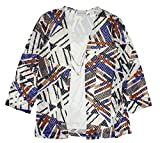 Alfred-Dunner-Classics-Geometric-2-For-One-Cardigan