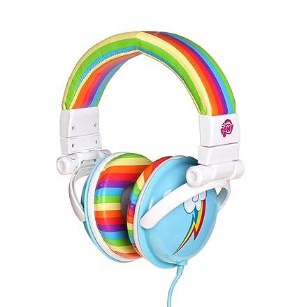 dcd26c66cf3b1 My Little Pony Rainbow Dash Over the Ear Headphones