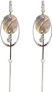 Pendientes Pendientes de borla redonda geométrica exquisita moda popular clásico temperamento estilo largo personalit