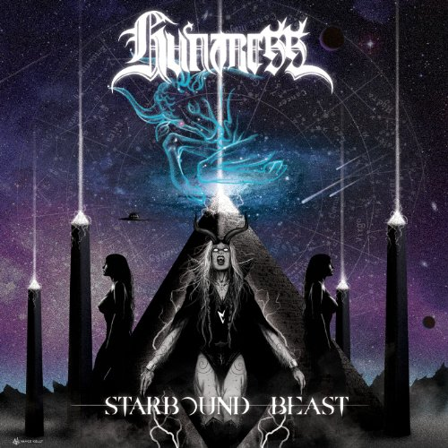Huntress-Starbound Beast-CD-FLAC-2013-FLAC2theFUTURE Download