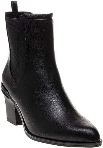 Matt & Nat Kalista Femme Boots Noir: : Chaussures