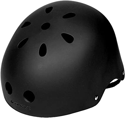 MagiDeal 52-58cm Vents Safety Helmet Rock Climbing Caving Rescue Protective Gear