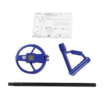 fosa PinPointer - Detector de Metales de Alta sensibilidad, Puntero de Mano de 360°