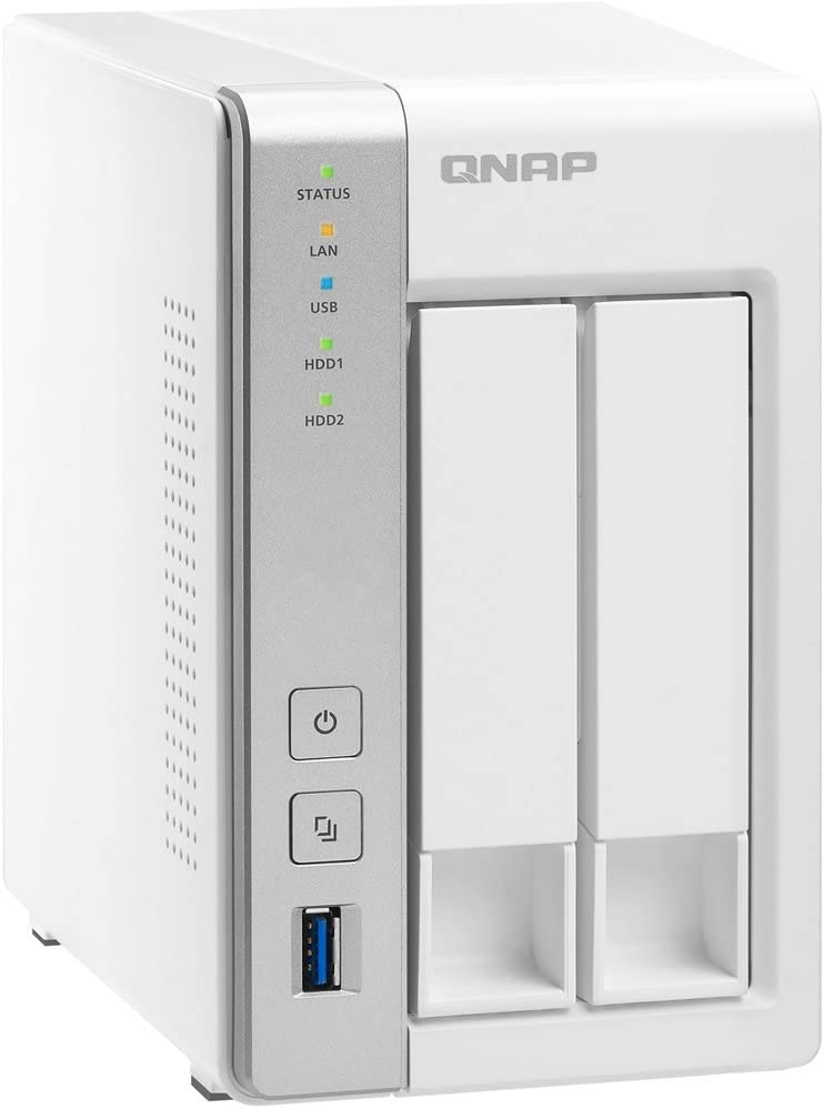 Qnap Ts 231 Nas System Computer Zubehör