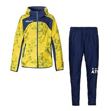 8ce8f122efdeb ATHLETA(アスレタ)ストレッチトレーニングジャケット パンツ 上下セット メンズ サッカー フットサルウェア 04124/