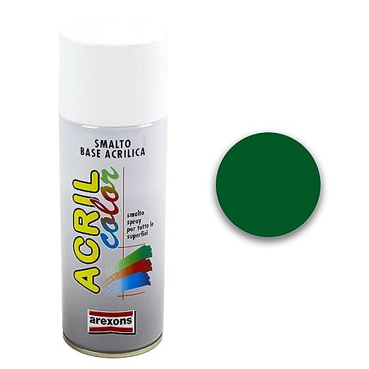 20 opinioni per Arexons 3946 Acrilcolor Ral 6005, Verde Muschio, 400 ml