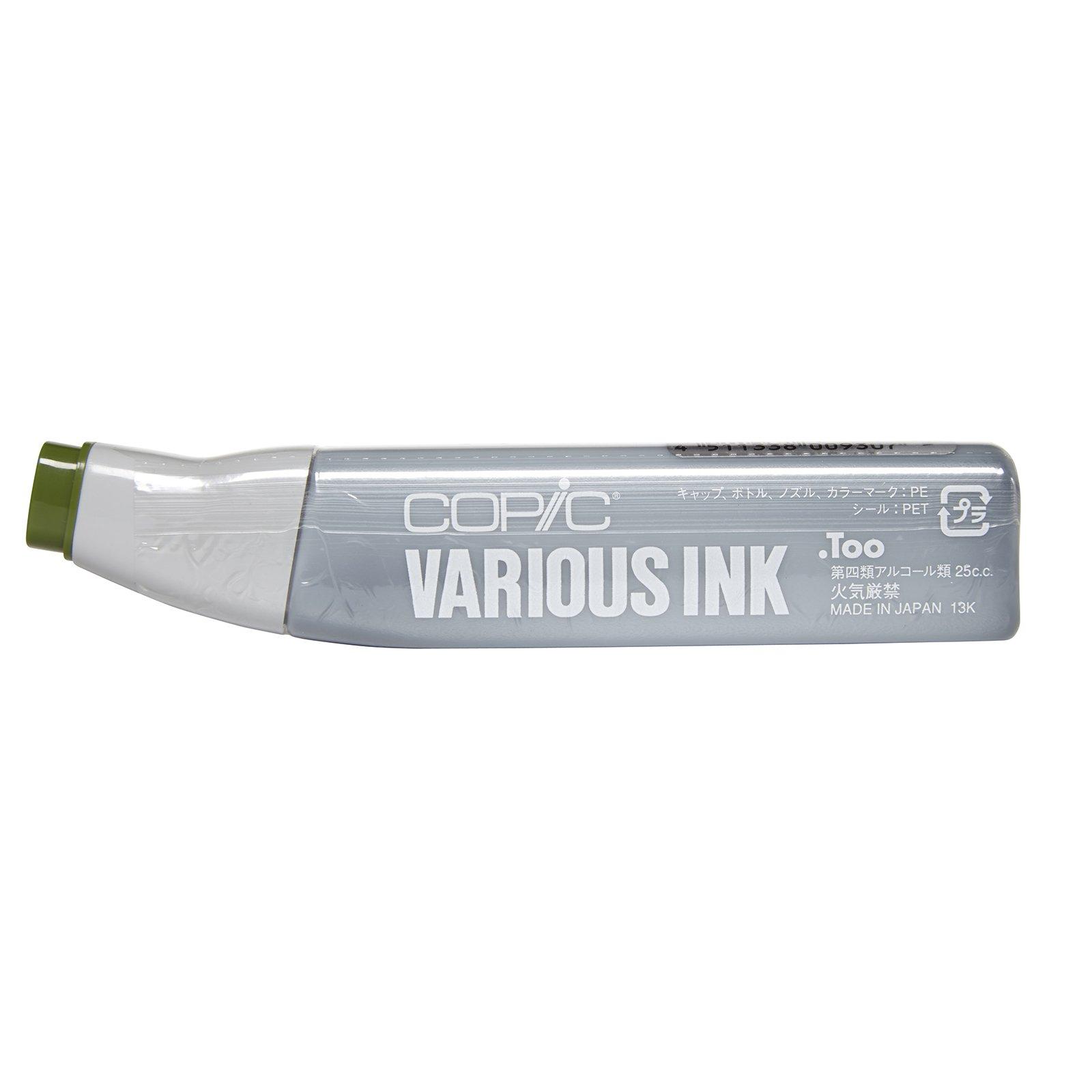 Recarga Copic Markers G94 - Grayish Olive