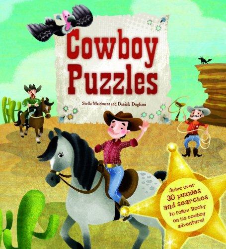 Cowboy Puzzles (Puzzle Adventure)