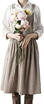 Amazon.com: BeneAlways - Delantal con falda para mujer, 80 ...