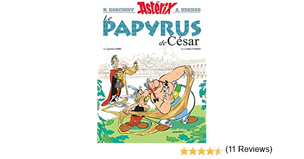 Astérix - Le Papyrus de César - n°36 (French Edition) eBook ...