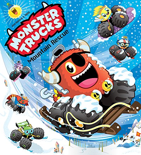 Price comparison product image Monster Trucks: Mountain Rescue