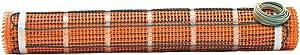 SunTouch TapeMat Radiant Floor Heating Mat 2' wide 120V / 240V (24004524ST 2'x45' 240V 90 Ft² 4.5 Amp)