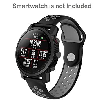 d00c8d597 invella Replacement Strap for Fossil Q Smartwatches