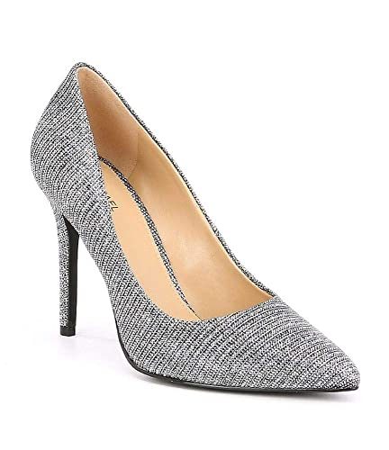 57b5eeea15f Michael Kors Womens Dorothy Flex Pumps Leather Pointed Toe