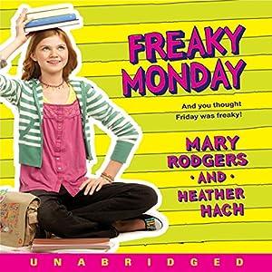 Freaky Monday Audiobook
