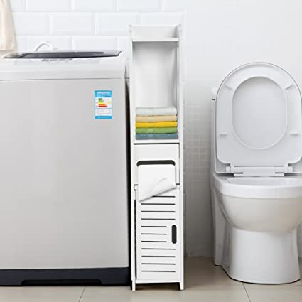 80*15.5*15.5CM Gabinete de Muebles para Cuartos de Baño y Lavaderos ...