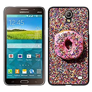 For Samsung Galaxy Mega 2 , S-type® Candy Pink Sweet Pastry Homer - Arte & diseño plástico duro Fundas Cover Cubre Hard Case Cover