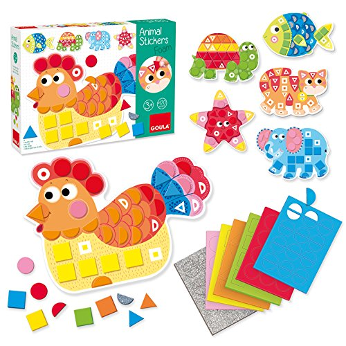 Goula 53149 - Animal stickers