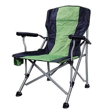 HM&DX Portátil Plegables sillas al aire libre,Compacto ...