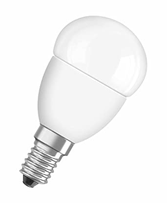 Osram LED-Lampe, Sockel E14, nicht dimmbar, Warm White (2700 K ...