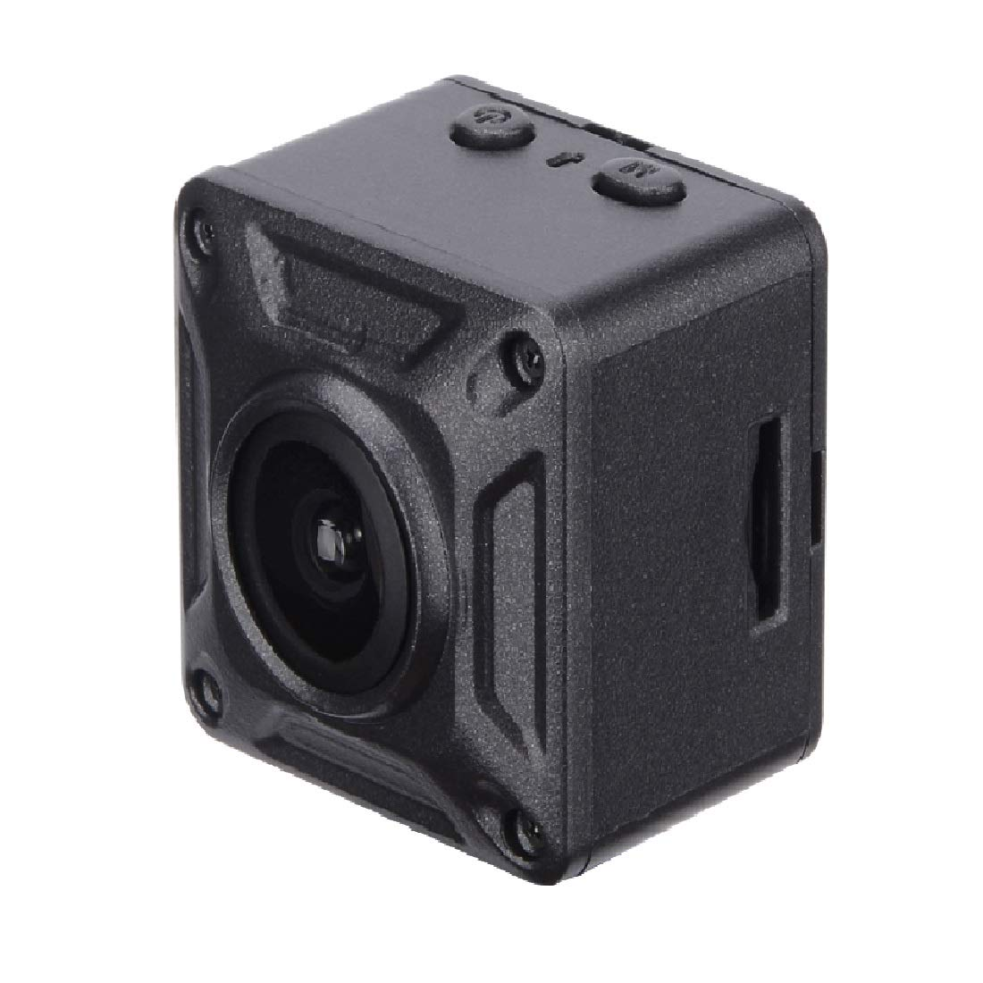 Hidden Spy Cameras, Mini Security Nanny Cam with Motion Activated, Tiny Cube Design, Nanny Camera with Motion Detection &Sound&Video Recording,HD Lens Sports Action Cam-Included 16GB Card as Gift