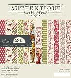 "Authentique Paper ""Christmastime"" 6x6 Paper Pad"