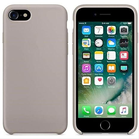 Originale Silicone Sottile Custodia per Apple iPhone 8 7 6s plus