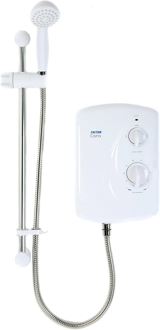 Triton Cara Electric Shower 8.5kW (Madrid, Seville, Enrich) -