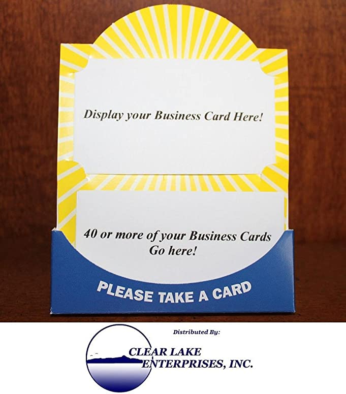 Amazon cardcues business card holders 12 per pack from amazon cardcues business card holders 12 per pack from clear lake enterprises inc office products colourmoves