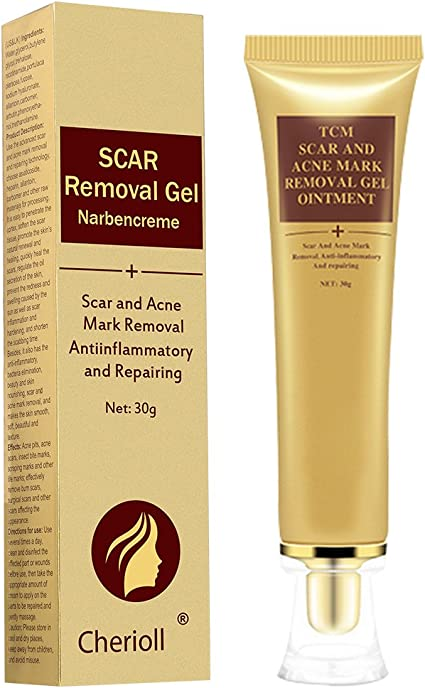 Amazon Com Scar Cream Acne Scar Removal Cream Acne Spots