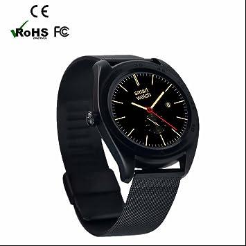 Monitores de Actividad Relojes Deportivo Fitness Bluetooth,Sleep Monitor,contador de calorías,resistente