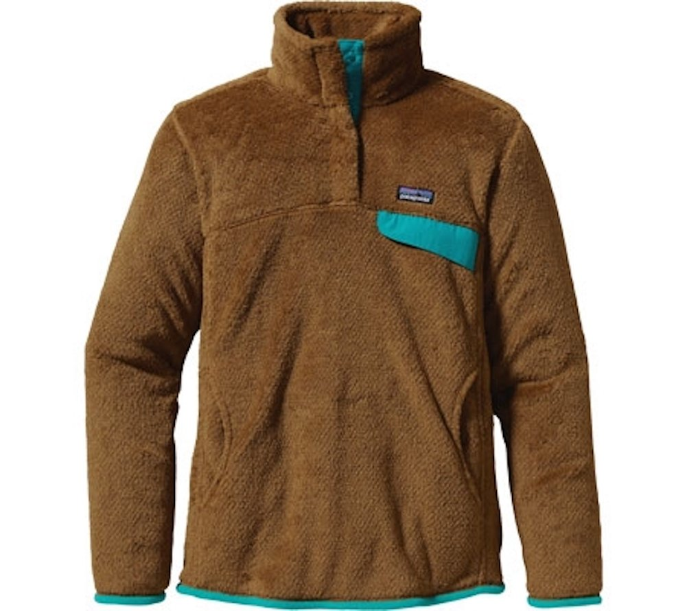 patagonia(パタゴニア) ウィメンズリツールスナップTプルオーバー Ws Re-Tool Snap-T P/O 25442 B00AFE5DEE XS|Thatcher Brown Dark Walnut X-dye Thatcher Brown Dark Walnut X-dye XS