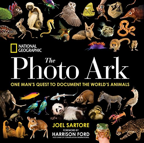 The lush and unique photography in this book represents National Geographic's Photo Ark, a major initiative and lifelong project by photographer Joel Sartore to make portraits of the world's animals—especially those that are endangered. His powerful ...
