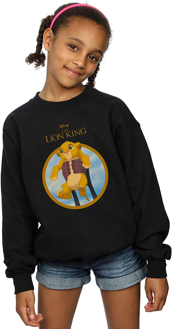 Disney Girls The Lion King Show Simba Sweatshirt