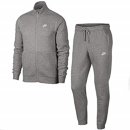 Nike M NSW Ce TRK Suit FLC Survêtement Homme