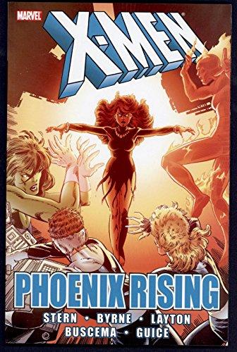 X-Men Pheonix Rising New Trade Paperback TPB Graphic Novel Marvel Comics