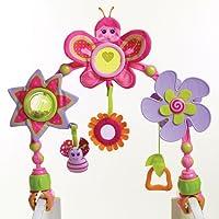 TINY LOVE Tiny Princess Butterfly Stroller Arch Baby Toy