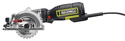 Картинки по запросу Rockwell RK3441K Compact Circular Saw with Accessory Kit